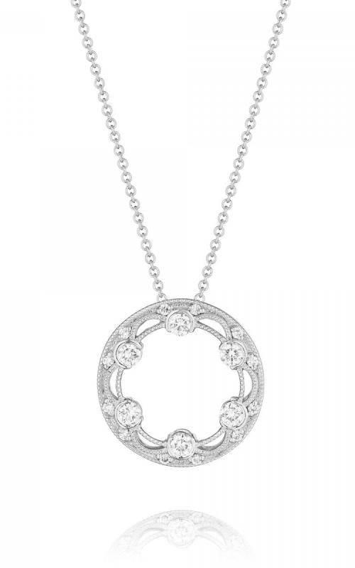 Tacori Reverse Crescent Necklace FP593 product image