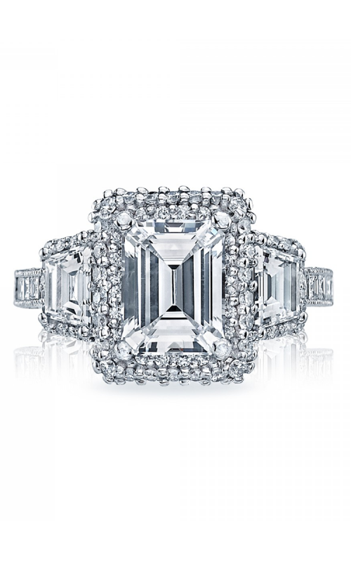 Tacori Blooming Beauties Engagement ring HT2527EC85X65 product image