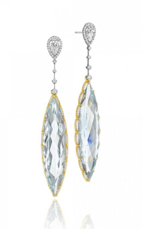 Tacori Vault Earrings FE011 product image