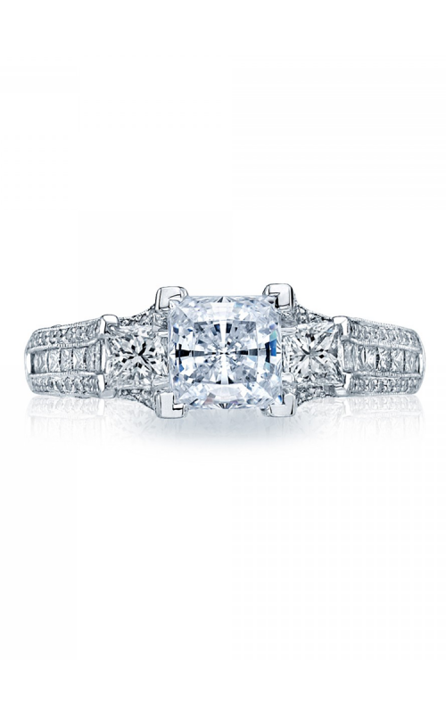 Tacori Classic Crescent Engagement ring HT2514PR612X product image