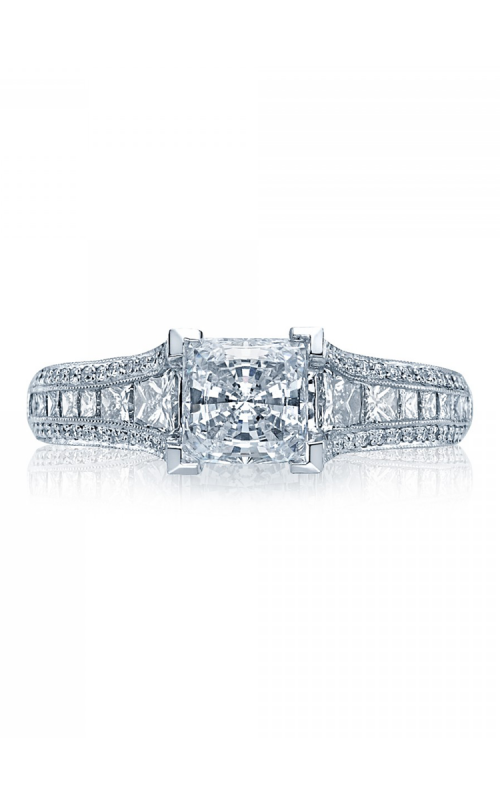 Tacori Classic Crescent Engagement ring HT2513PR712X product image