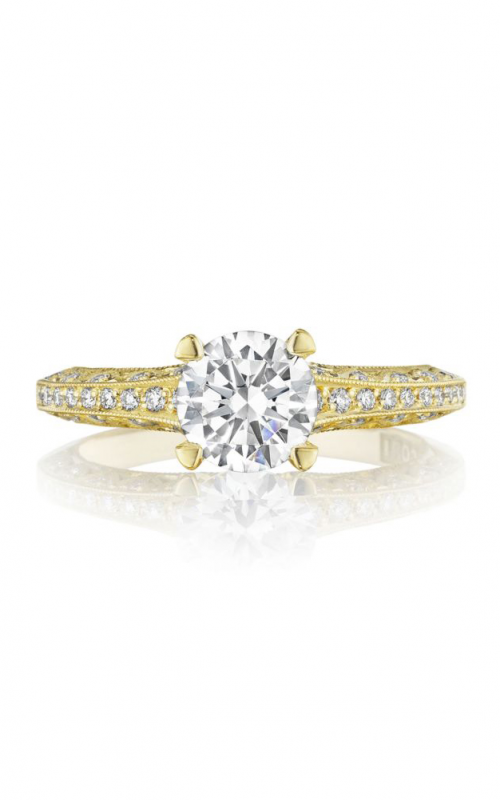 Tacori Classic Crescent Engagement ring 2616RD65Y product image