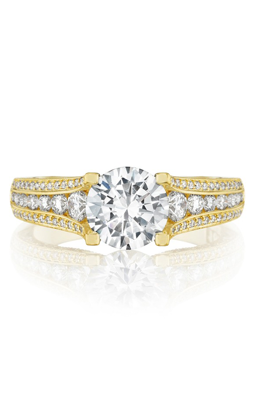Tacori Classic Crescent Engagement ring HT2513RD7512XY product image