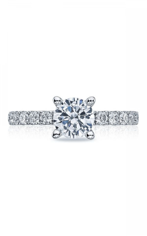 Tacori Clean Crescent Engagement ring 33-25RD65W product image