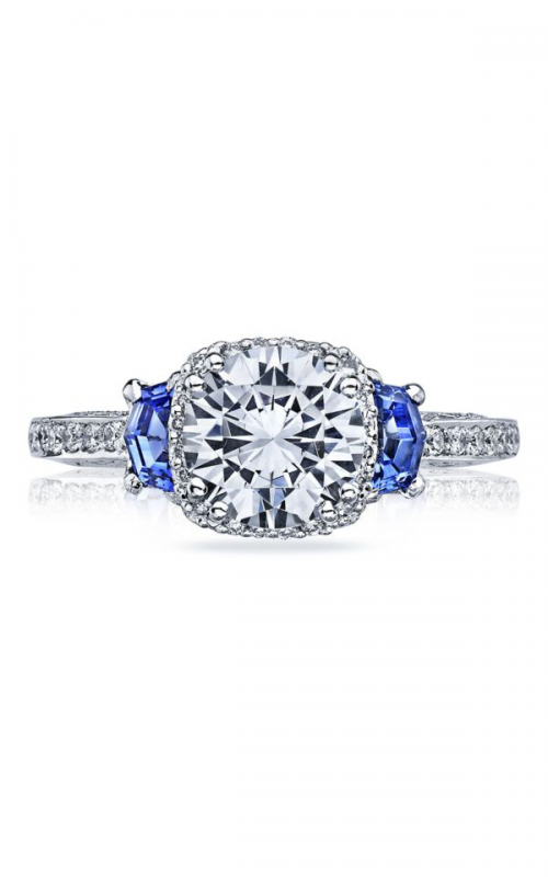 Tacori Dantela Engagement ring 2628RDSPW product image