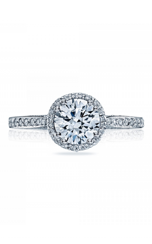 Tacori Dantela engagement ring 2639RDP65W product image