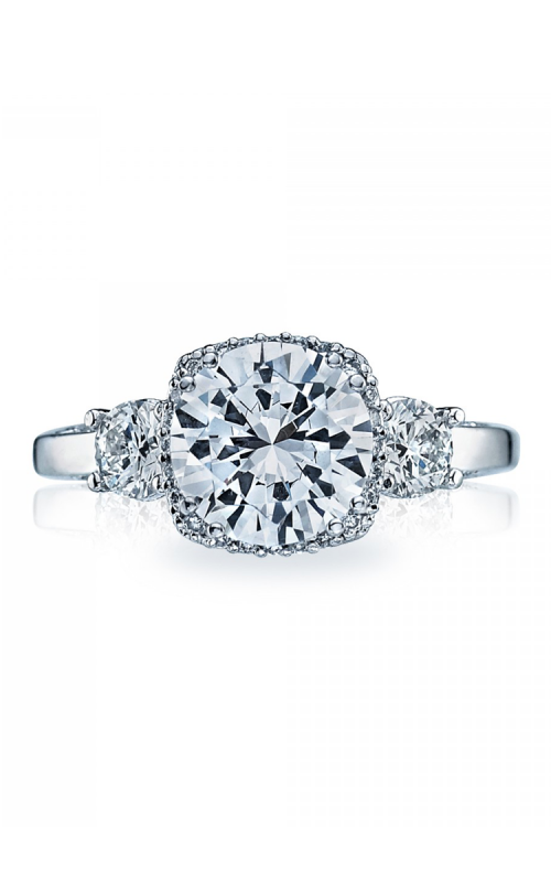 Tacori Dantela Engagement ring 2623RDLGY product image
