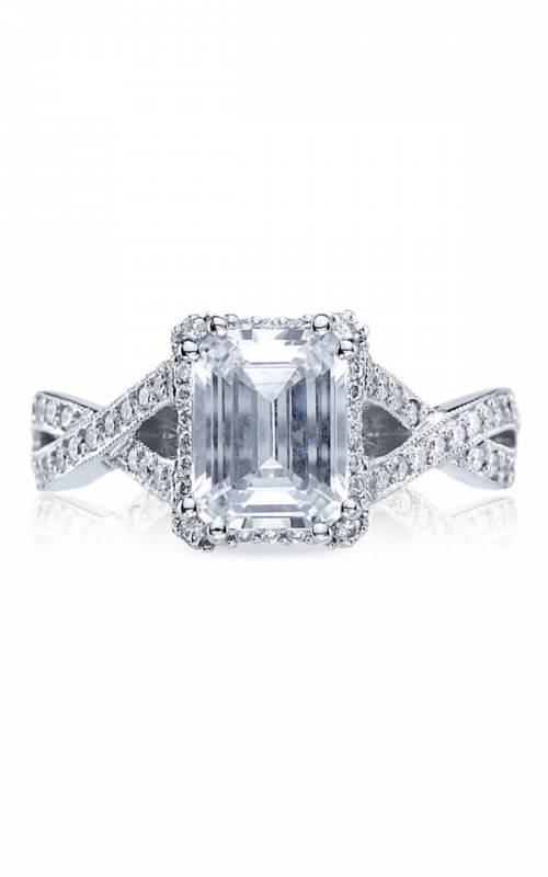 Tacori Dantela Engagement ring 2627ECLGW product image