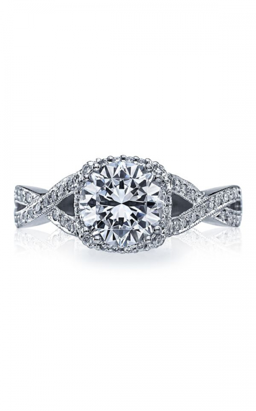 Tacori Dantela engagement ring 2627RDMDW product image