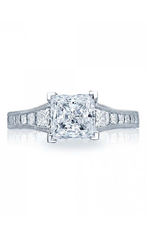 Tacori Reverse Crescent Engagement ring HT2510PR12XW product image