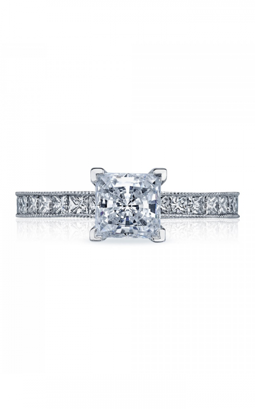 Tacori Sculpted Crescent Engagement ring 45-25PR6 product image