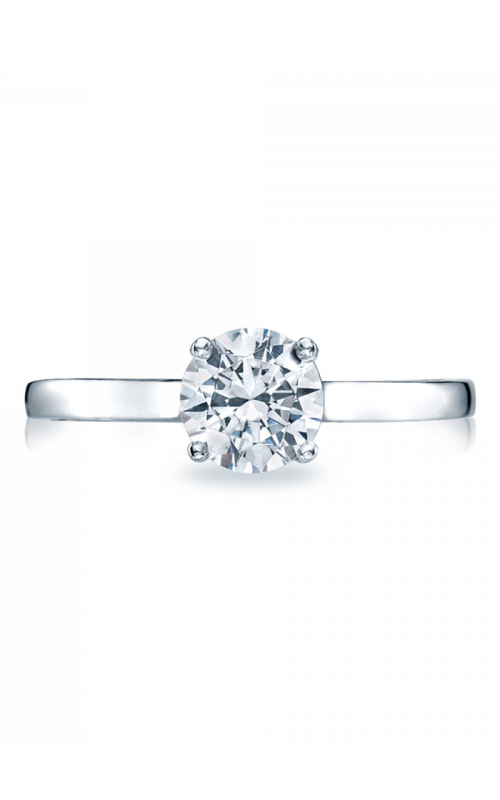 Tacori Sculpted Crescent Engagement ring 48RD65W product image