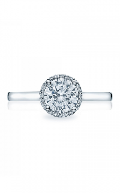 Tacori Sculpted Crescent Engagement ring 49RD65 product image