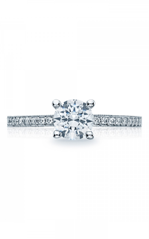 Tacori Sculpted Crescent Engagement ring 41-15RD6 product image