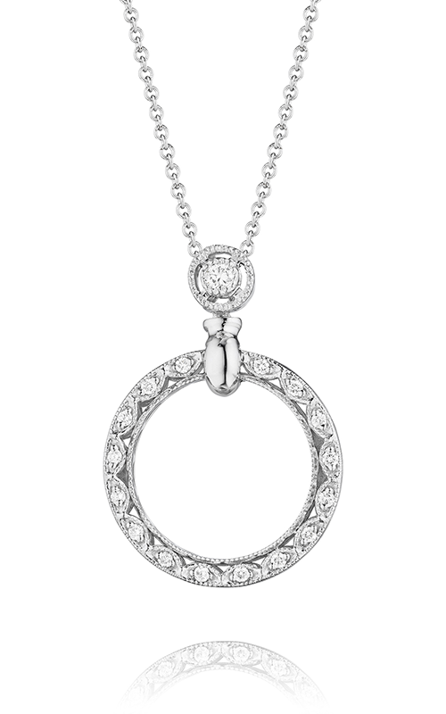 Tacori Classic Crescent Necklace FP556 product image
