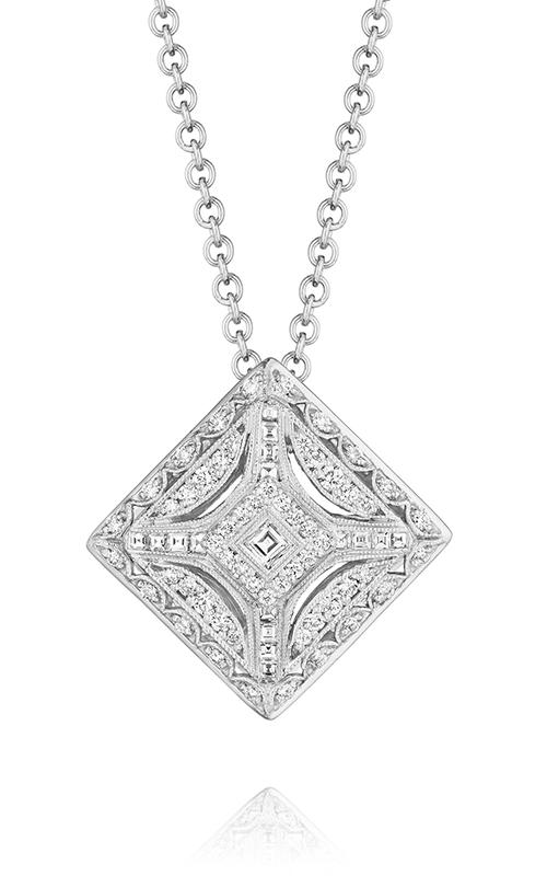 Tacori Classic Crescent Necklace FP802 product image