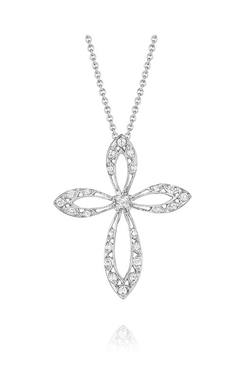 Tacori Classic Crescent Necklace FP564 product image