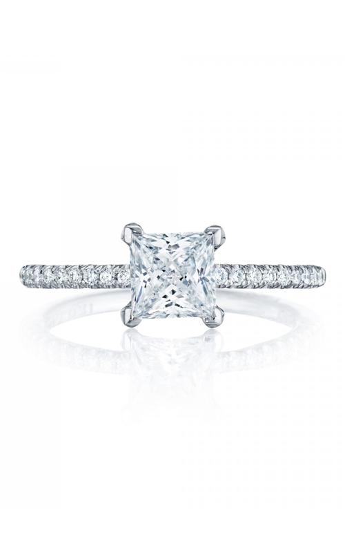 Tacori Petite Crescent Engagement ring HT254515PR6PK product image