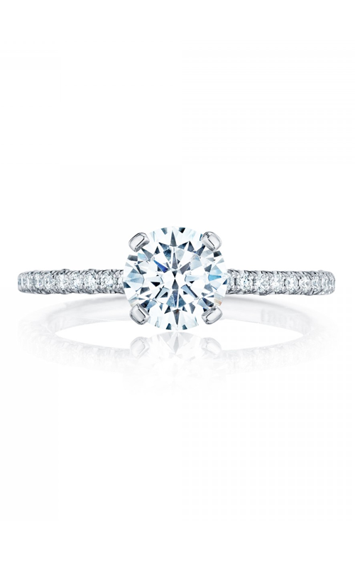 Tacori Petite Crescent Engagement ring HT254515RD7Y product image