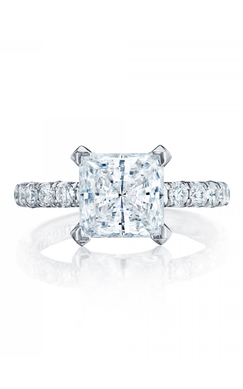 Tacori Petite Crescent Engagement ring HT254525PR8 product image