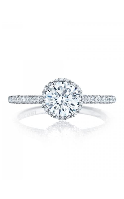Tacori Petite Crescent Engagement ring HT254715RD65W product image