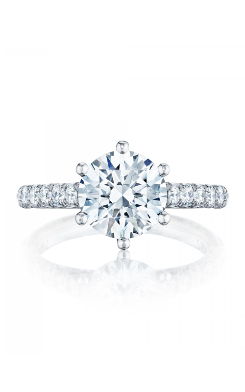 Tacori Petite Crescent Engagement ring HT254625RD9PK product image