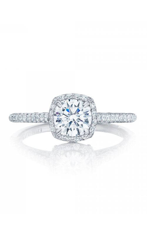 Tacori Petite Crescent Engagement ring HT254715CU6 product image