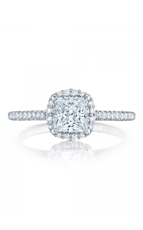 Tacori Petite Crescent Engagement ring HT254715PR55 product image