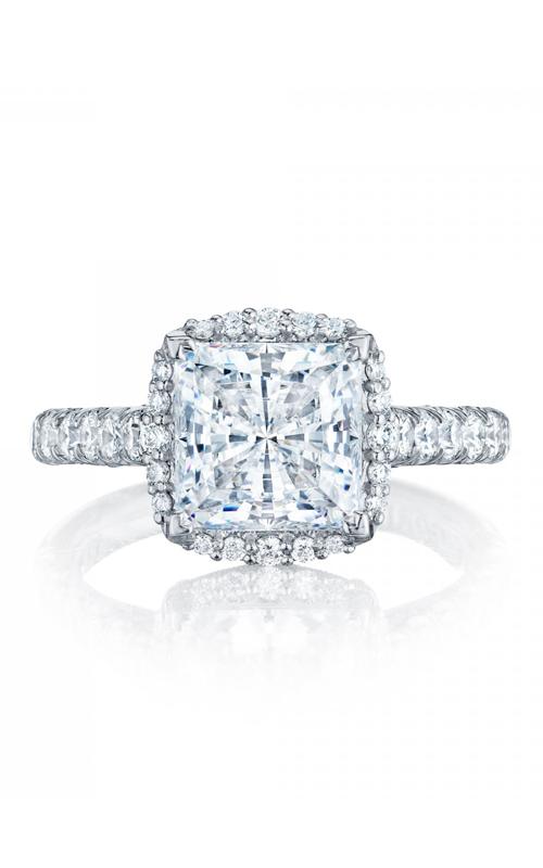 Tacori Petite Crescent Engagement ring HT254725PR8 product image