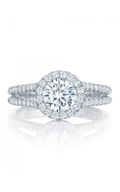 Tacori Petite Crescent Engagement ring HT2548RD65 product image