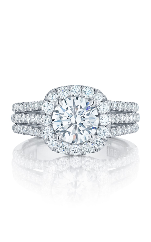Tacori Petite Crescent engagement ring HT2551CU75W product image