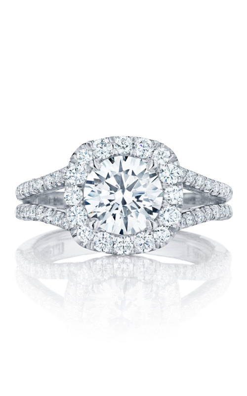 Tacori Petite Crescent Engagement ring HT2548CU75W product image