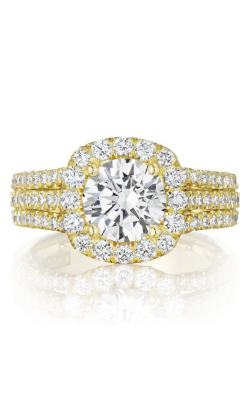 Tacori Petite Crescent Engagement ring HT2551CU75Y product image