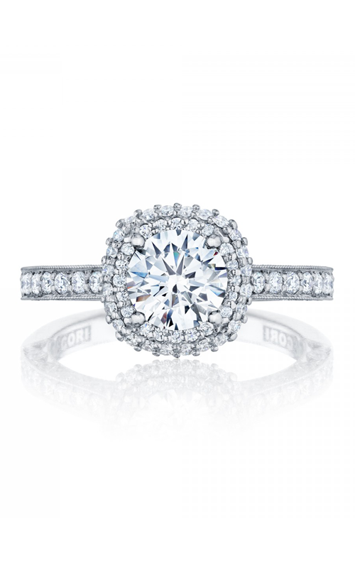 Tacori Blooming Beauties Engagement ring HT2522CU65PK product image