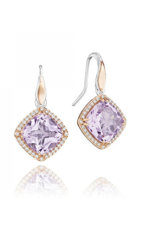 Tacori Crescent Crown Earrings SE180P13 product image