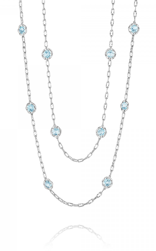 Tacori Crescent Crown Necklace SN10802 product image