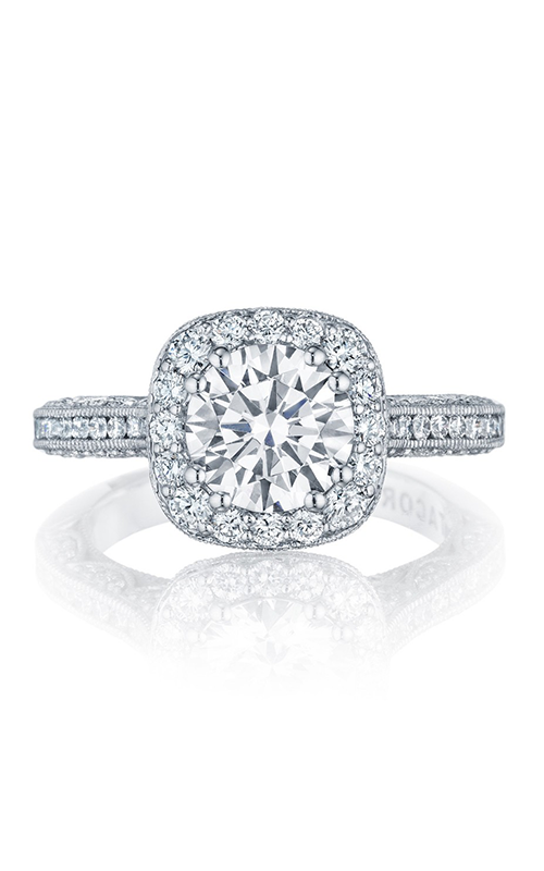 Tacori Classic Crescent Engagement ring HT2550CU75 product image