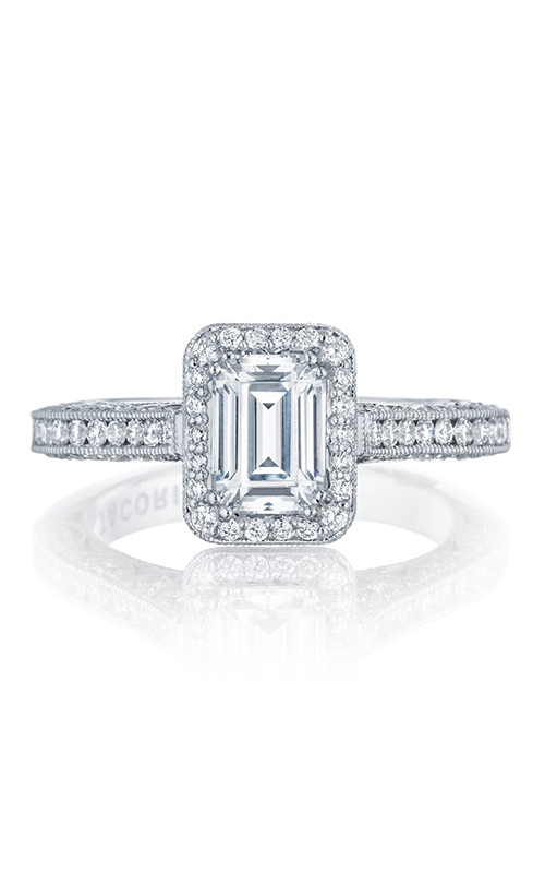 Tacori Classic Crescent Engagement ring HT2550EC7X5 product image