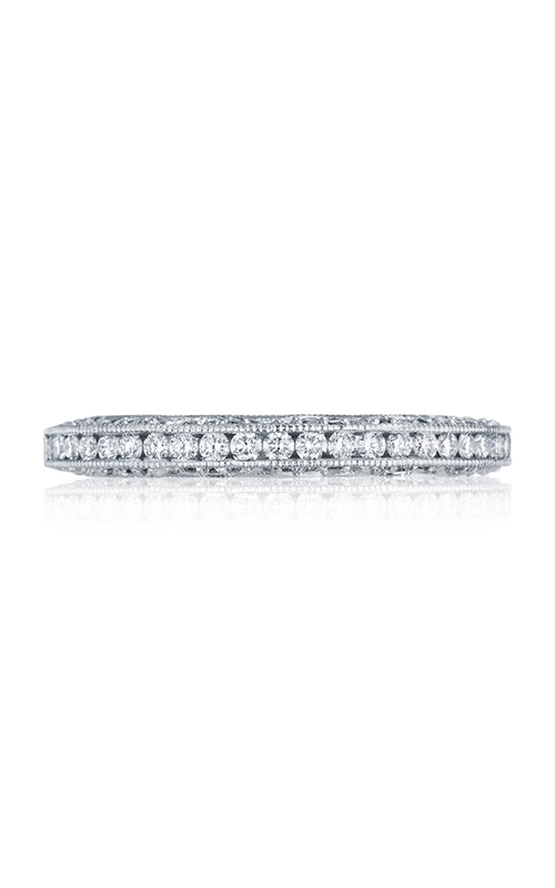 Tacori Classic Crescent Wedding band HT2550B12W product image