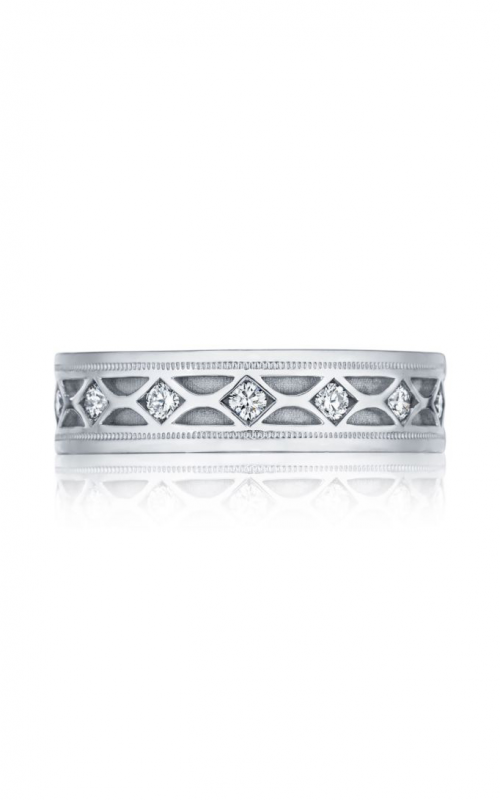 Tacori Sculpted Crescent Wedding band 126-6D product image