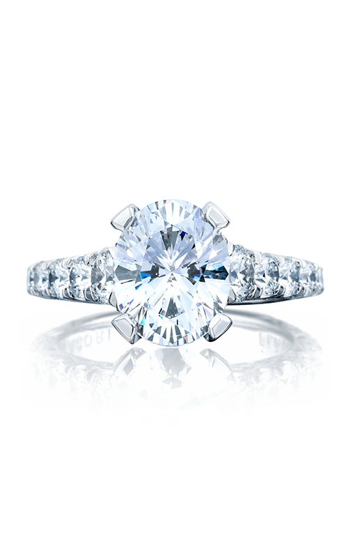 Tacori RoyalT Engagement ring HT2623OV10X8 product image