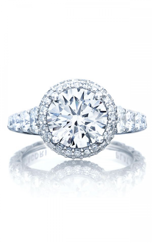 Tacori RoyalT Engagement ring HT2624RD85R product image