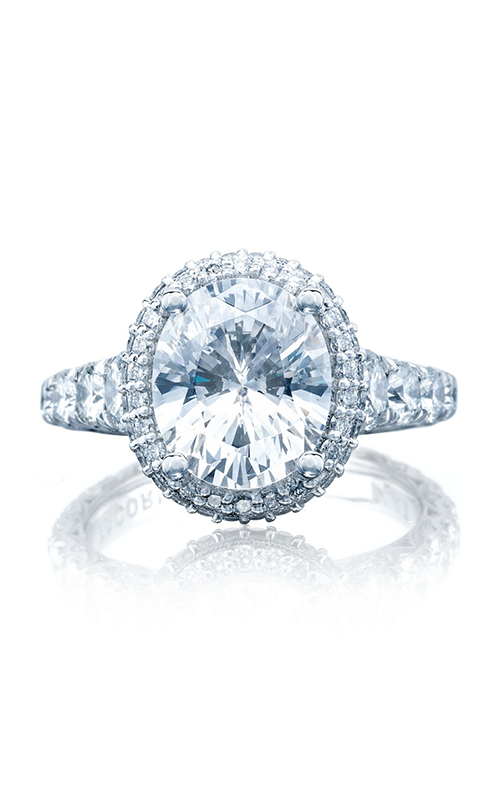 Tacori RoyalT Engagement ring HT2624OV product image
