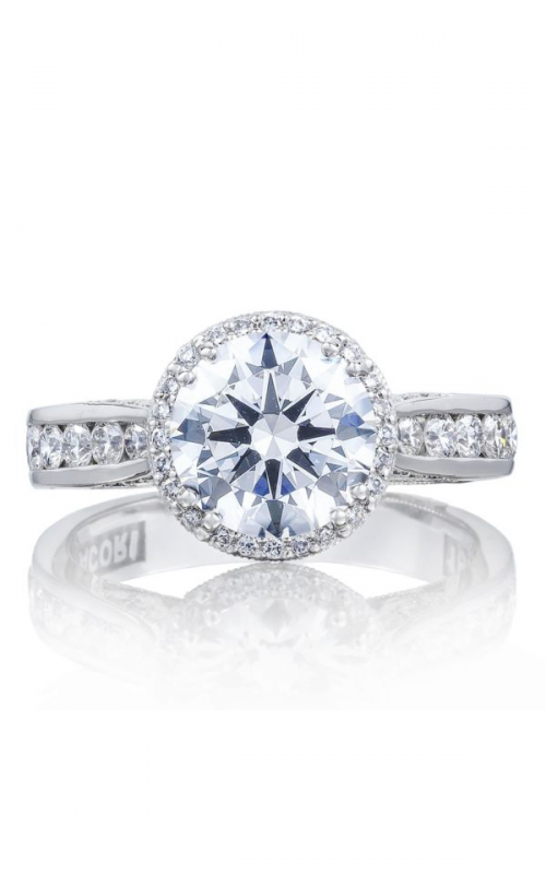 Tacori Dantela Engagement ring 2646-35RDR8W product image