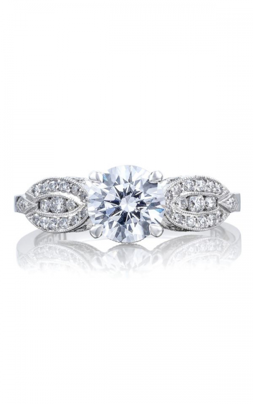 Tacori Ribbon Engagement ring 2648RD65W product image