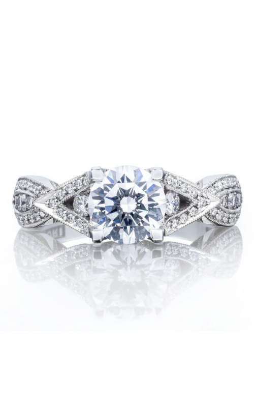Tacori Ribbon Engagement ring 2647RD65W product image