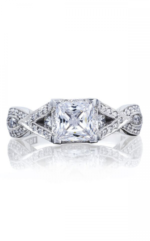 Tacori Ribbon Engagement ring 2647PR55W product image