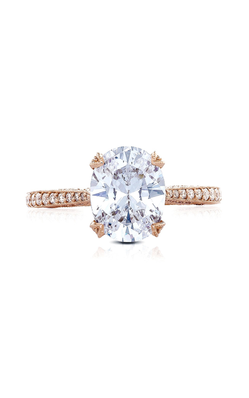Tacori RoyalT Engagement ring HT2627OV95X75PK product image