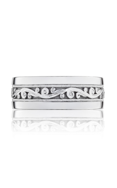 Tacori Sculpted Crescent Wedding band 129-8W product image