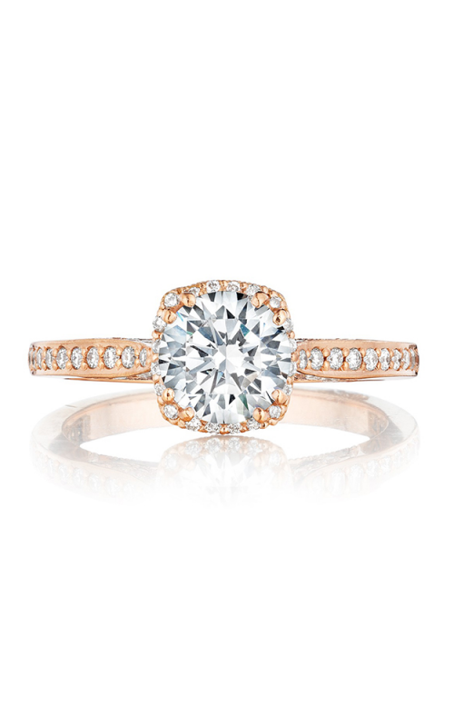 Tacori Dantela Engagement ring 2620RDSMPK product image